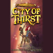 City of Thirst Audiobook, by Carrie Ryan, John Parke Davis