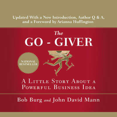 The Go-Giver Audiobook, by Bob Burg