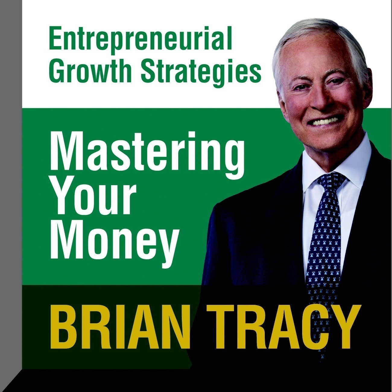 Printable Mastering Your Money: Entrepreneural Growth Strategies Audiobook Cover Art
