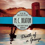 Death of a Gossip Audiobook, by M. C. Beaton