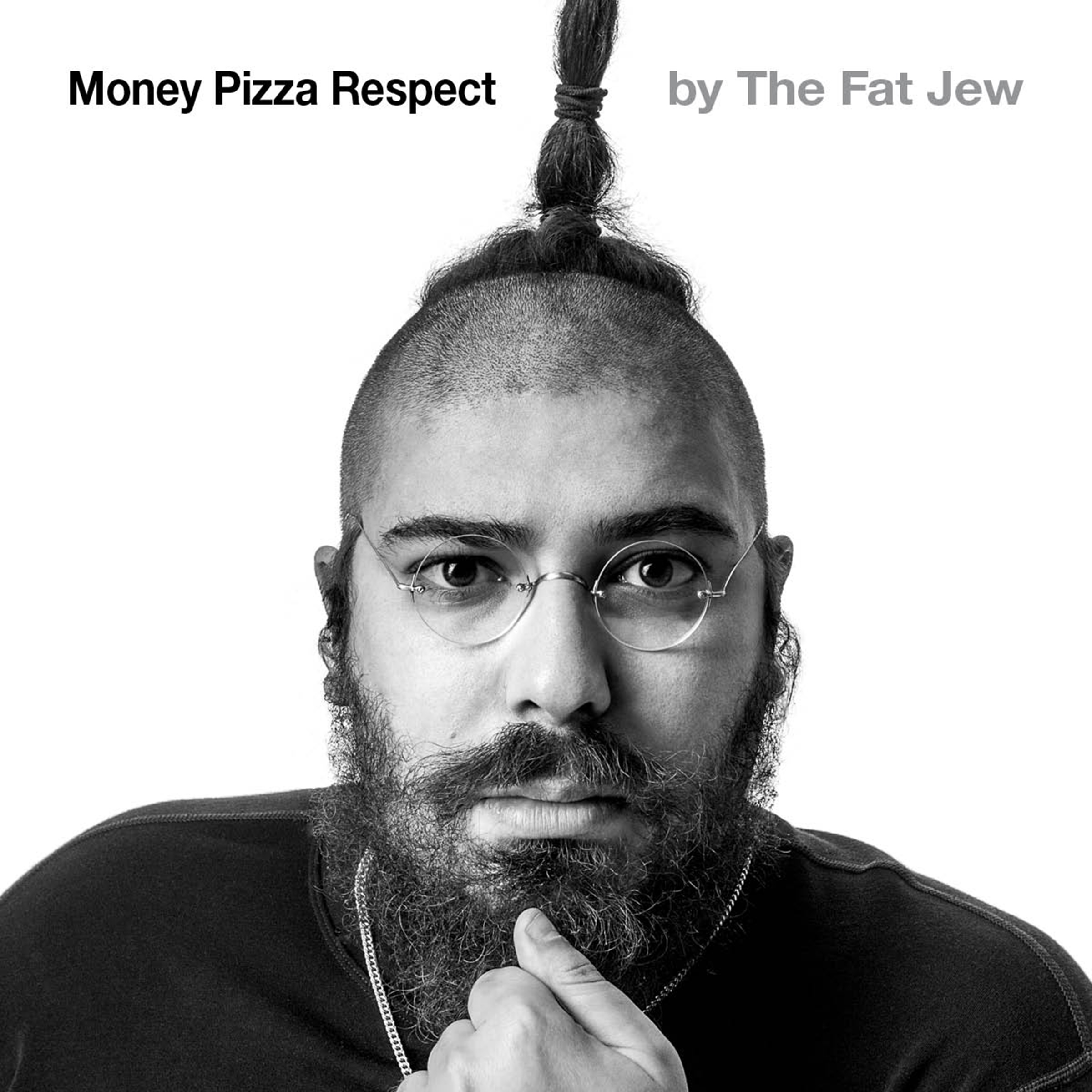 Printable Money Pizza Respect Audiobook Cover Art