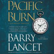 Pacific Burn: A Thriller, by Barry Lancet