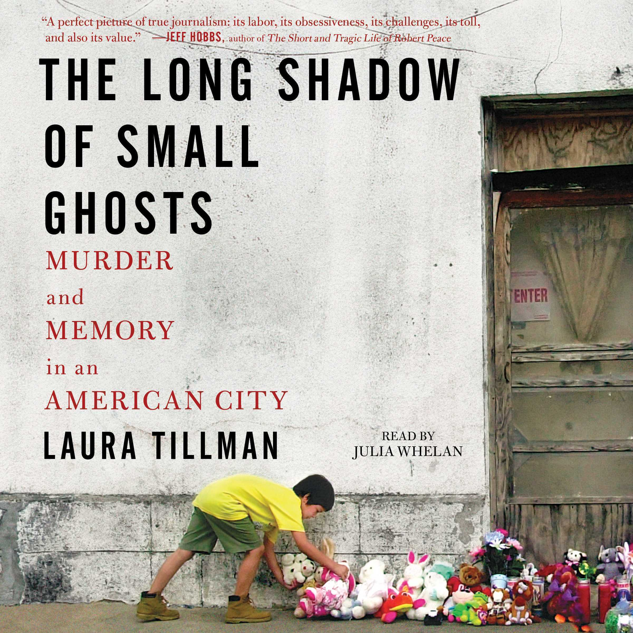 Printable The Long Shadow of Small Ghosts: Murder and Memory in an American City Audiobook Cover Art