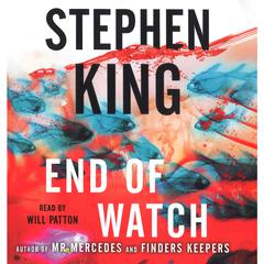 End of Watch: A Novel Audiobook, by