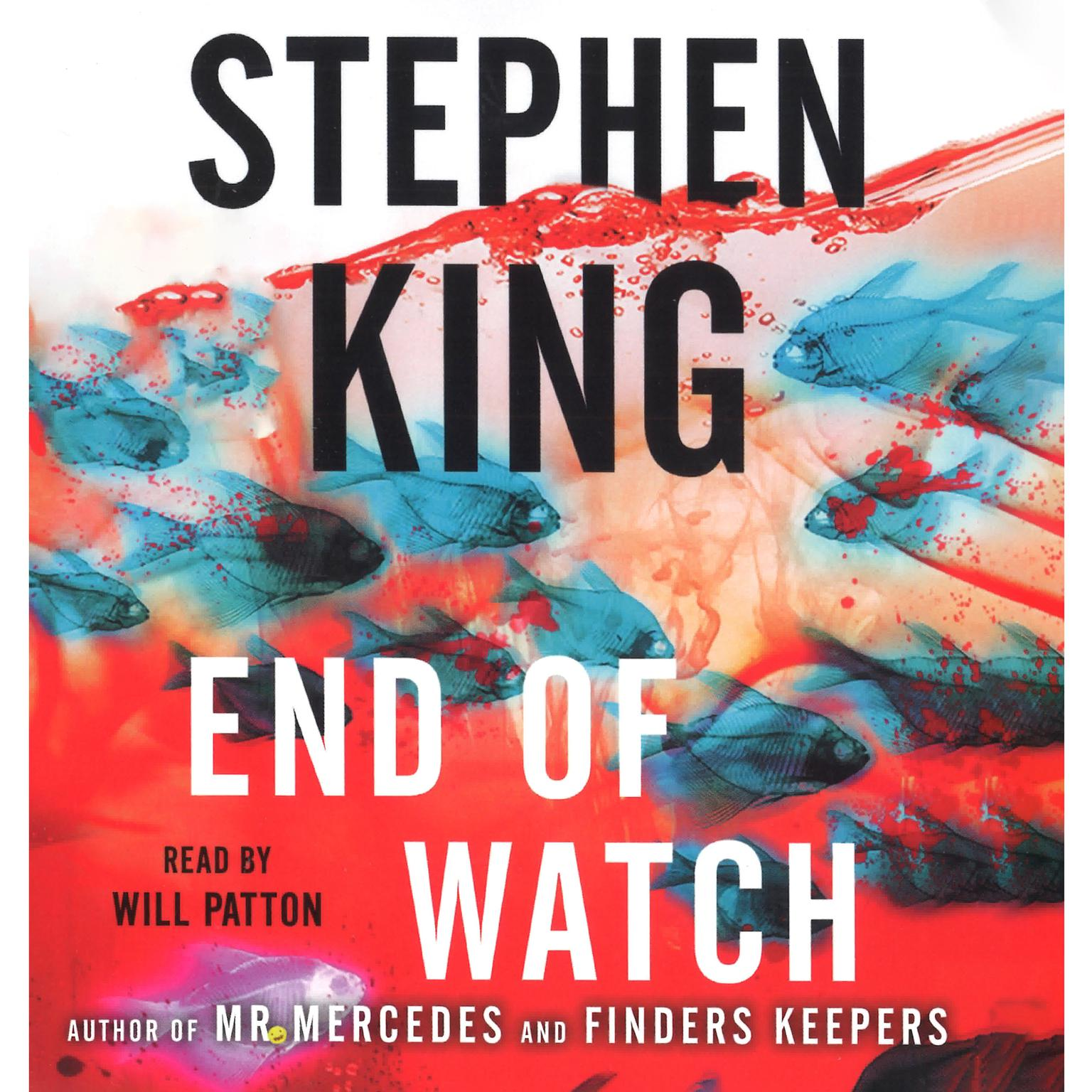 Printable End of Watch: A Novel Audiobook Cover Art