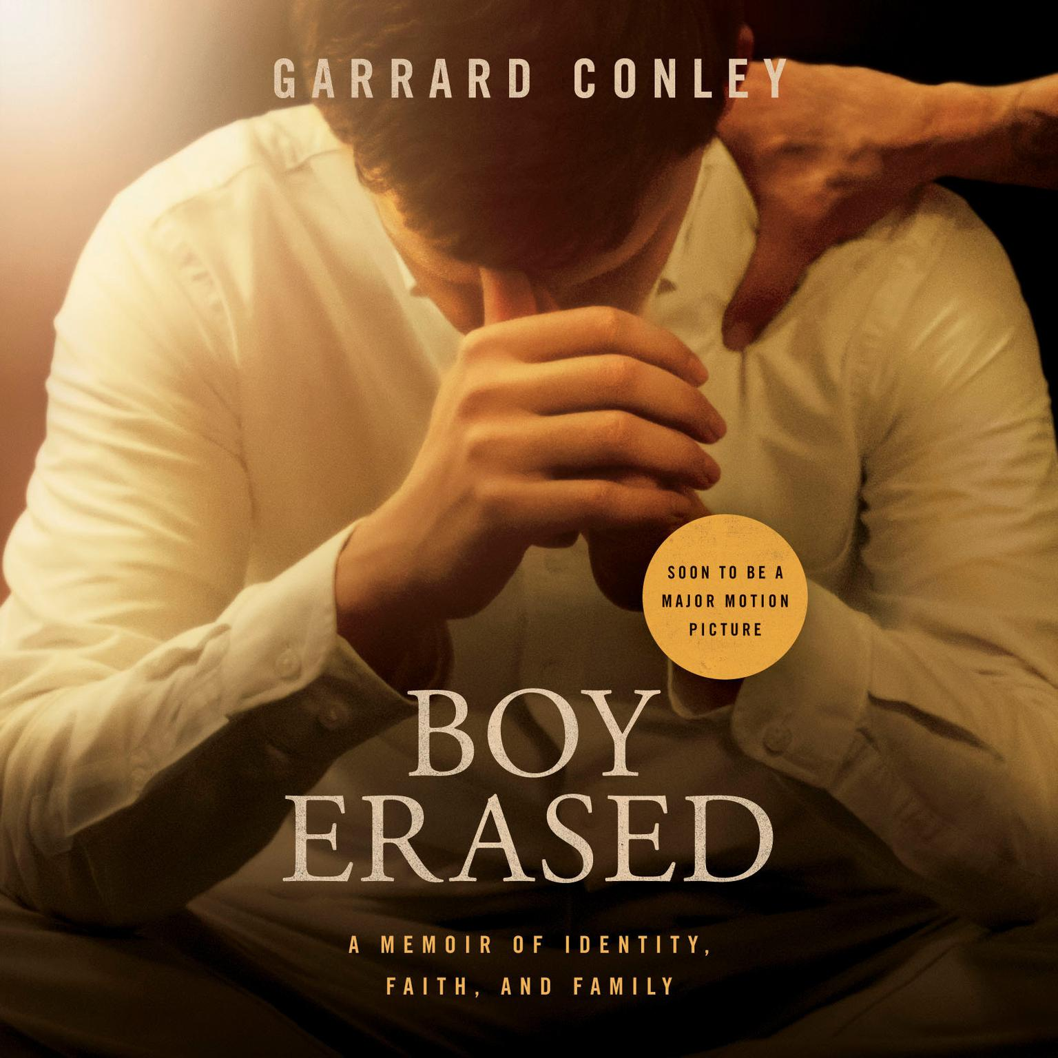 Printable Boy Erased: A Memoir Audiobook Cover Art