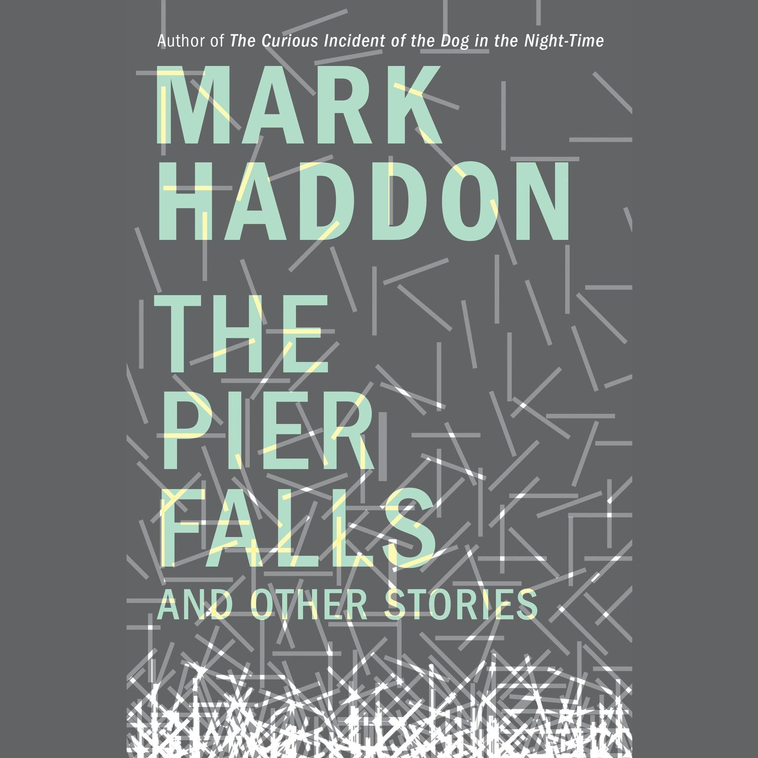 Printable The Pier Falls: And Other Stories Audiobook Cover Art