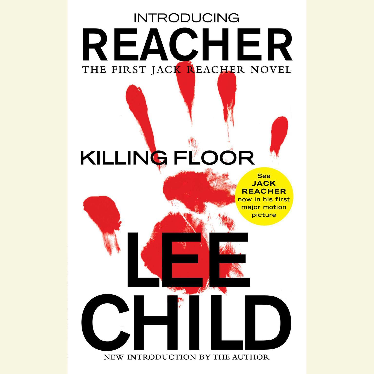 Killing Floor: A Jack Reacher Novel Audiobook, by Lee Child