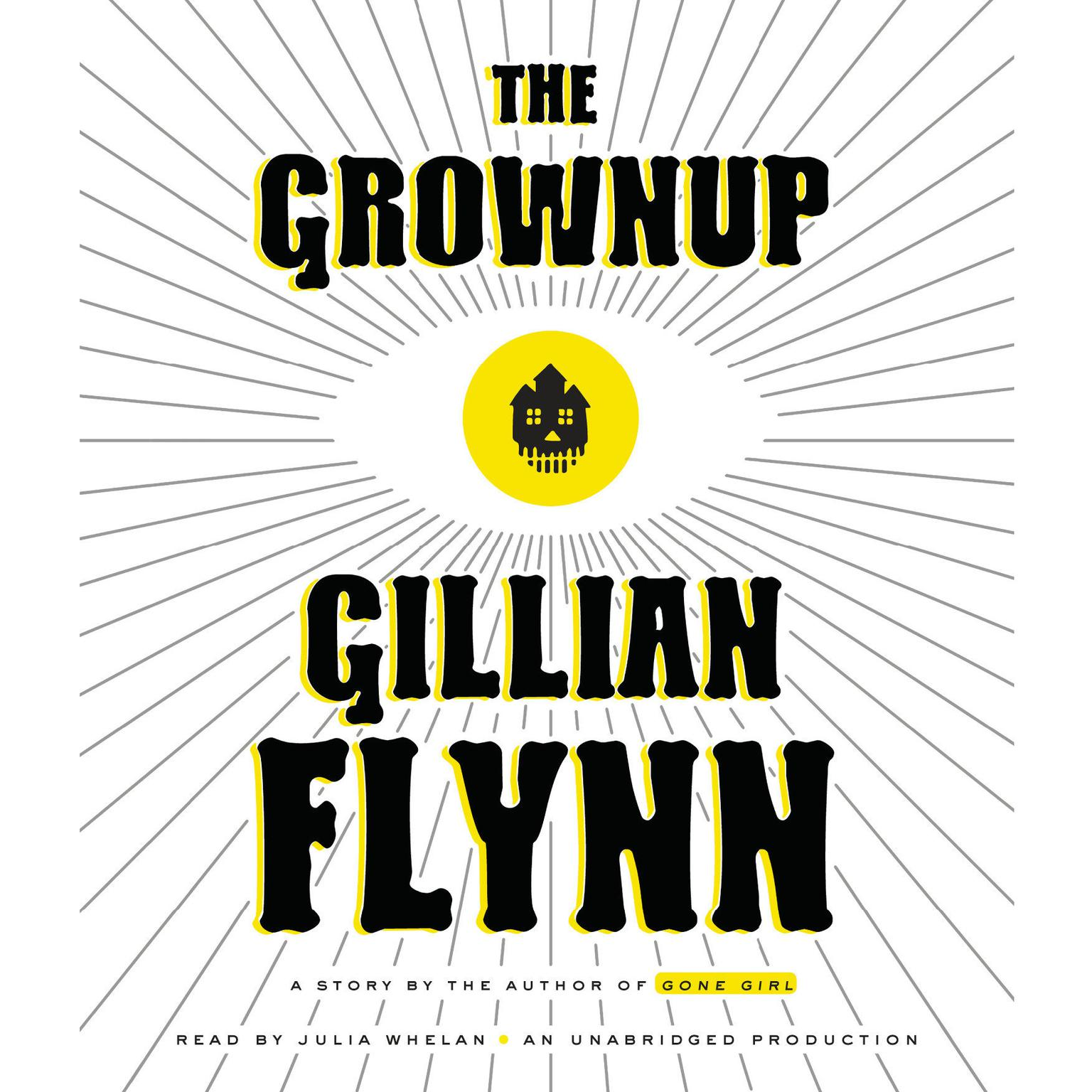 Printable The Grownup: A Story by the Author of Gone Girl Audiobook Cover Art