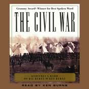 The Civil War Audiobook, by Geoffrey C. Ward, Ric Burns, Ken Burns