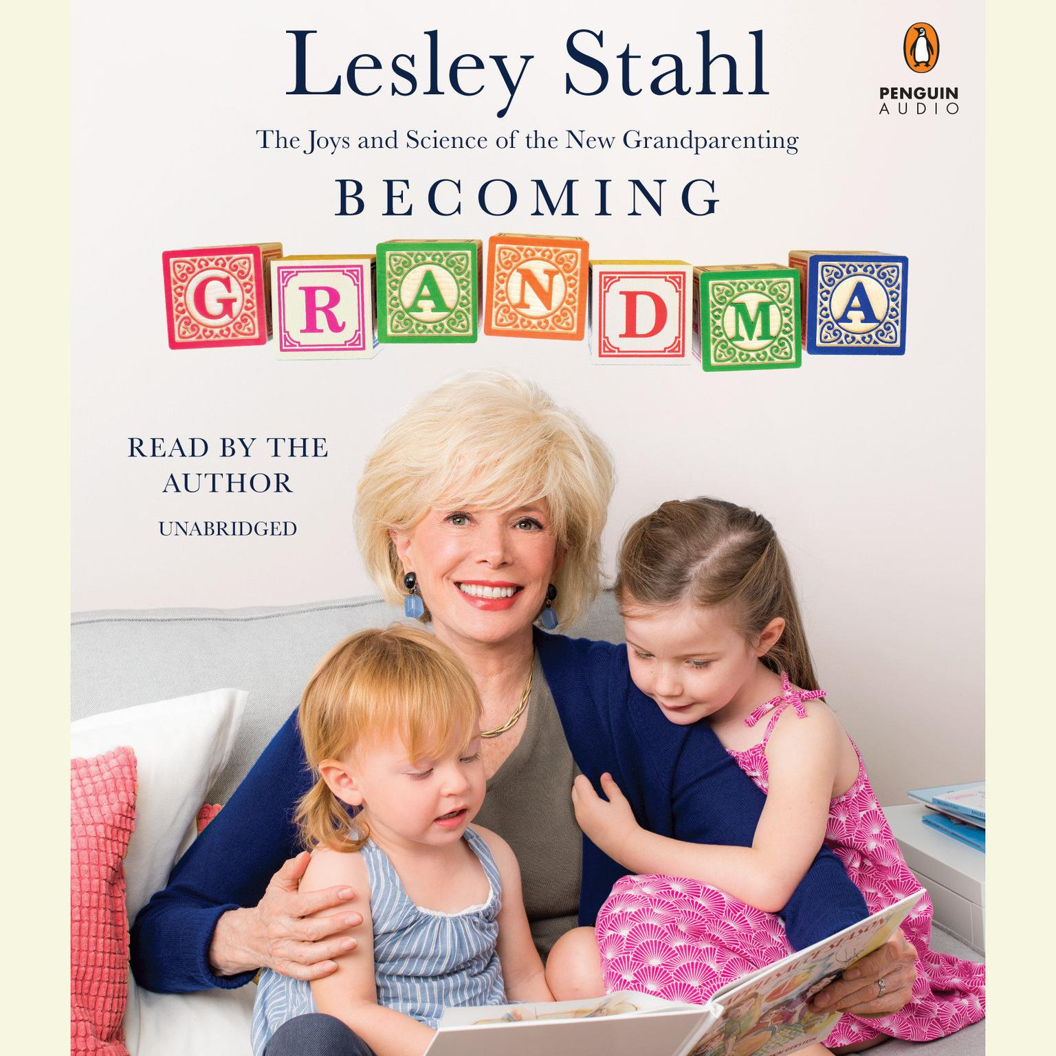 Printable Becoming Grandma: The Joys and Science of the New Grandparenting Audiobook Cover Art