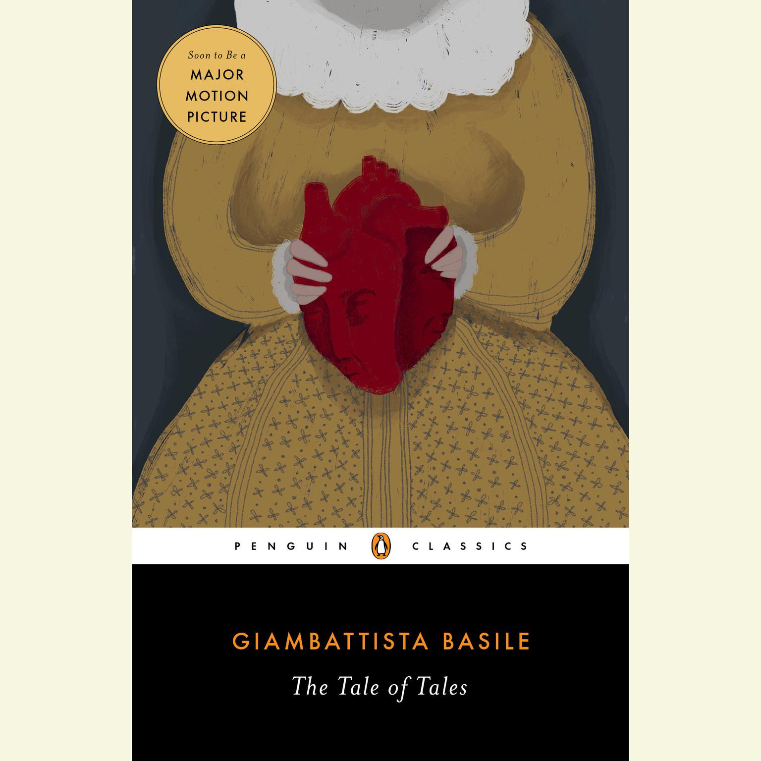 Printable The Tale of Tales Audiobook Cover Art