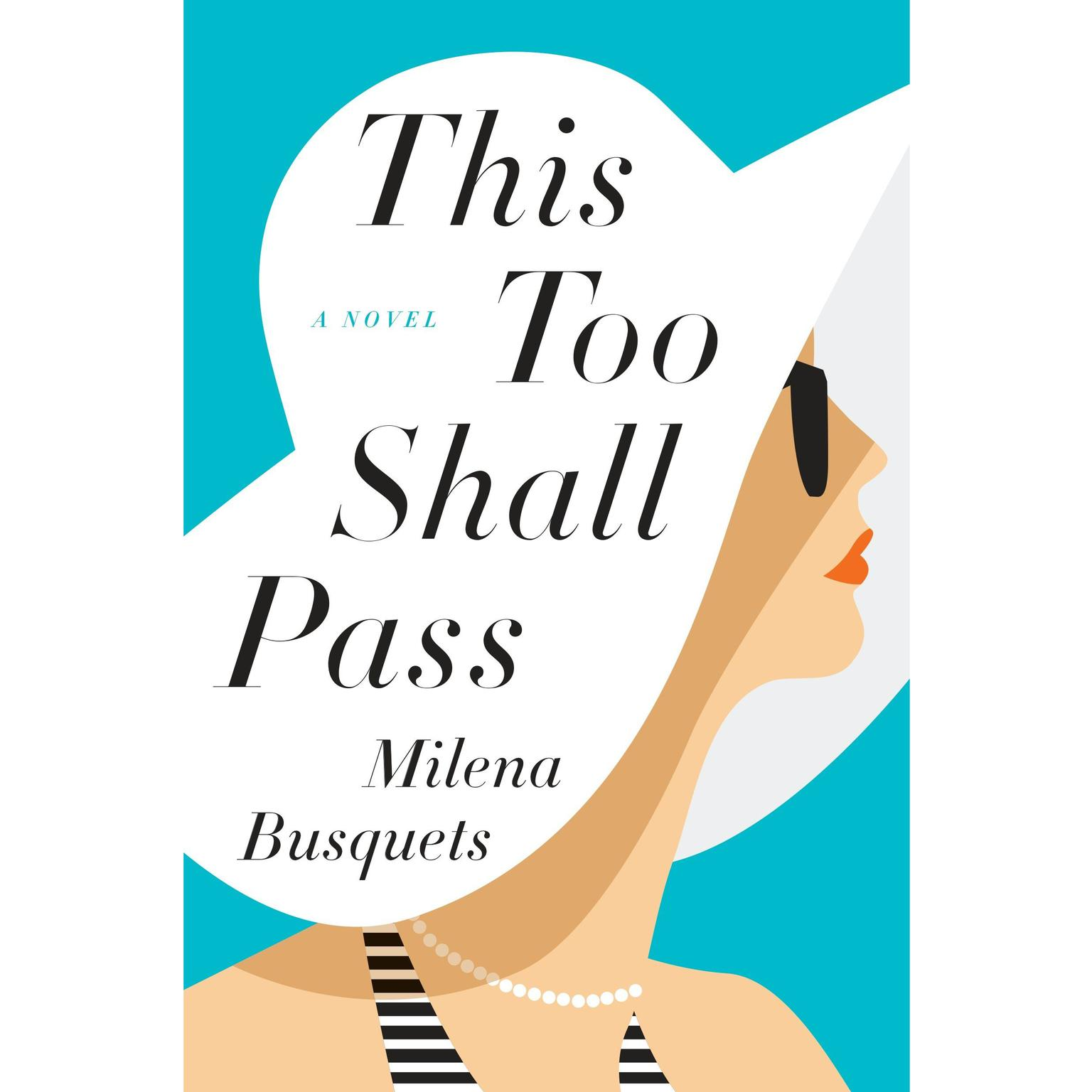 Printable This Too Shall Pass: A Novel Audiobook Cover Art