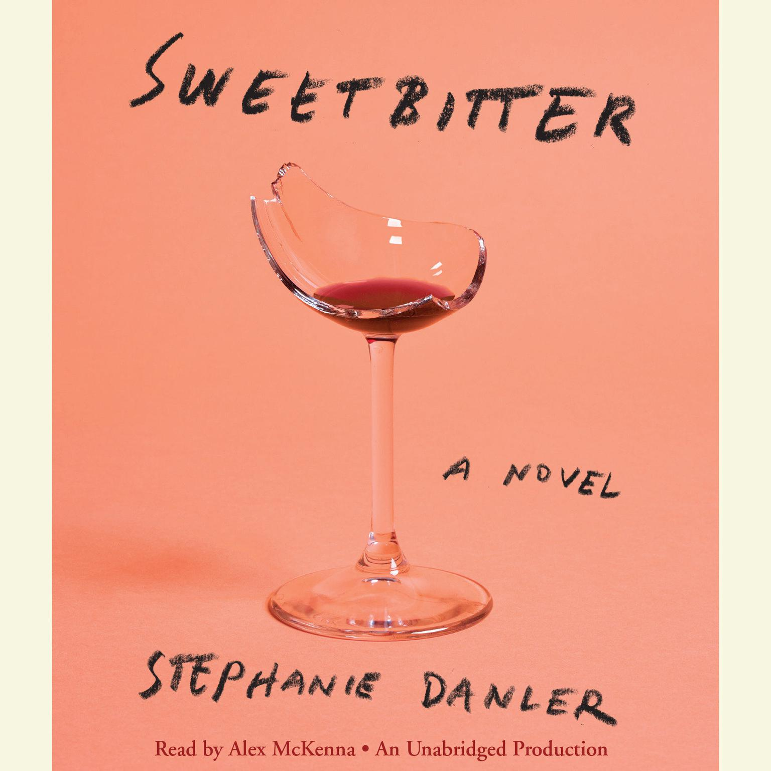 Printable Sweetbitter: A Novel Audiobook Cover Art