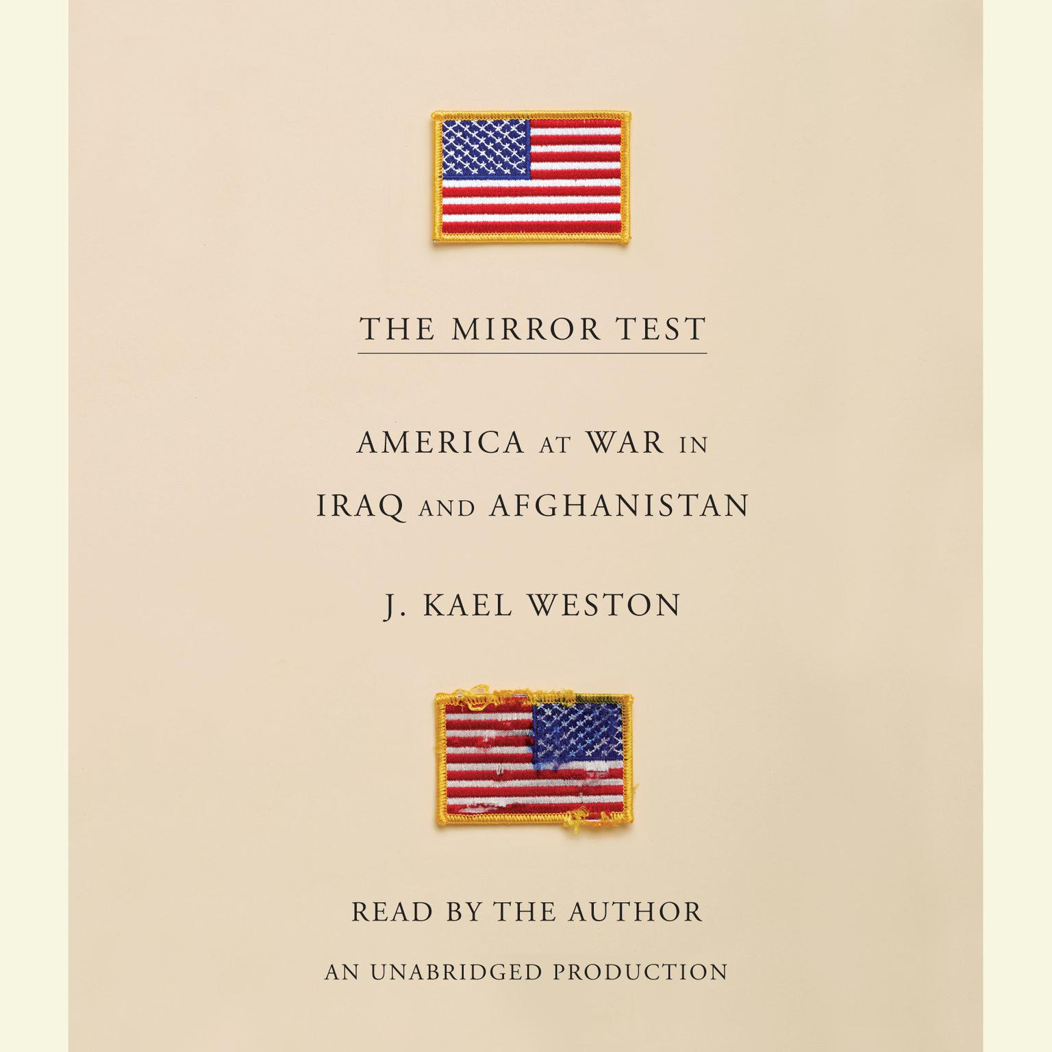 Printable The Mirror Test: America at War in Iraq and Afghanistan Audiobook Cover Art