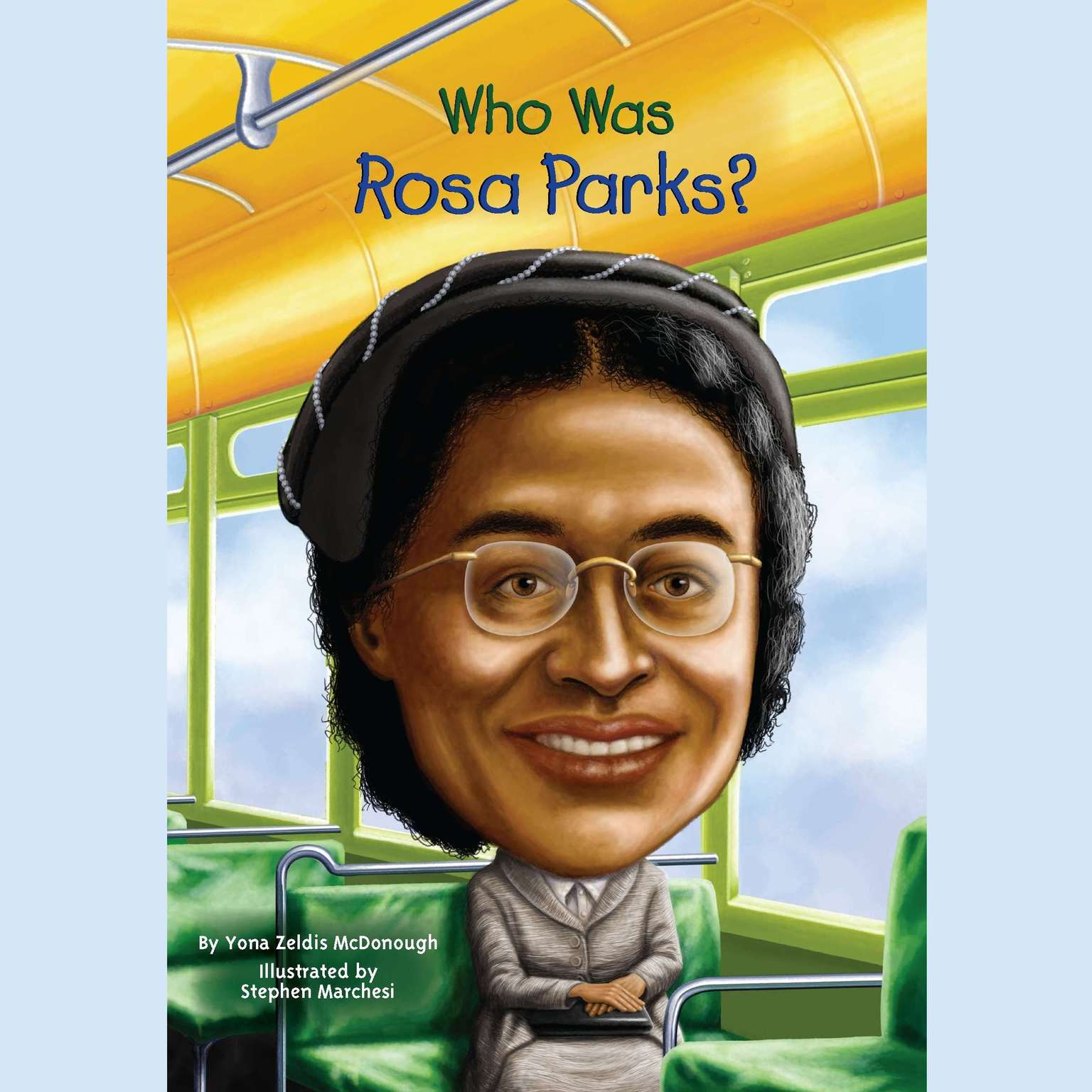hear who was rosa parks audiobook by yona zeldis mcdonough for extended audio sample who was rosa parks audiobook by yona zeldis mcdonough