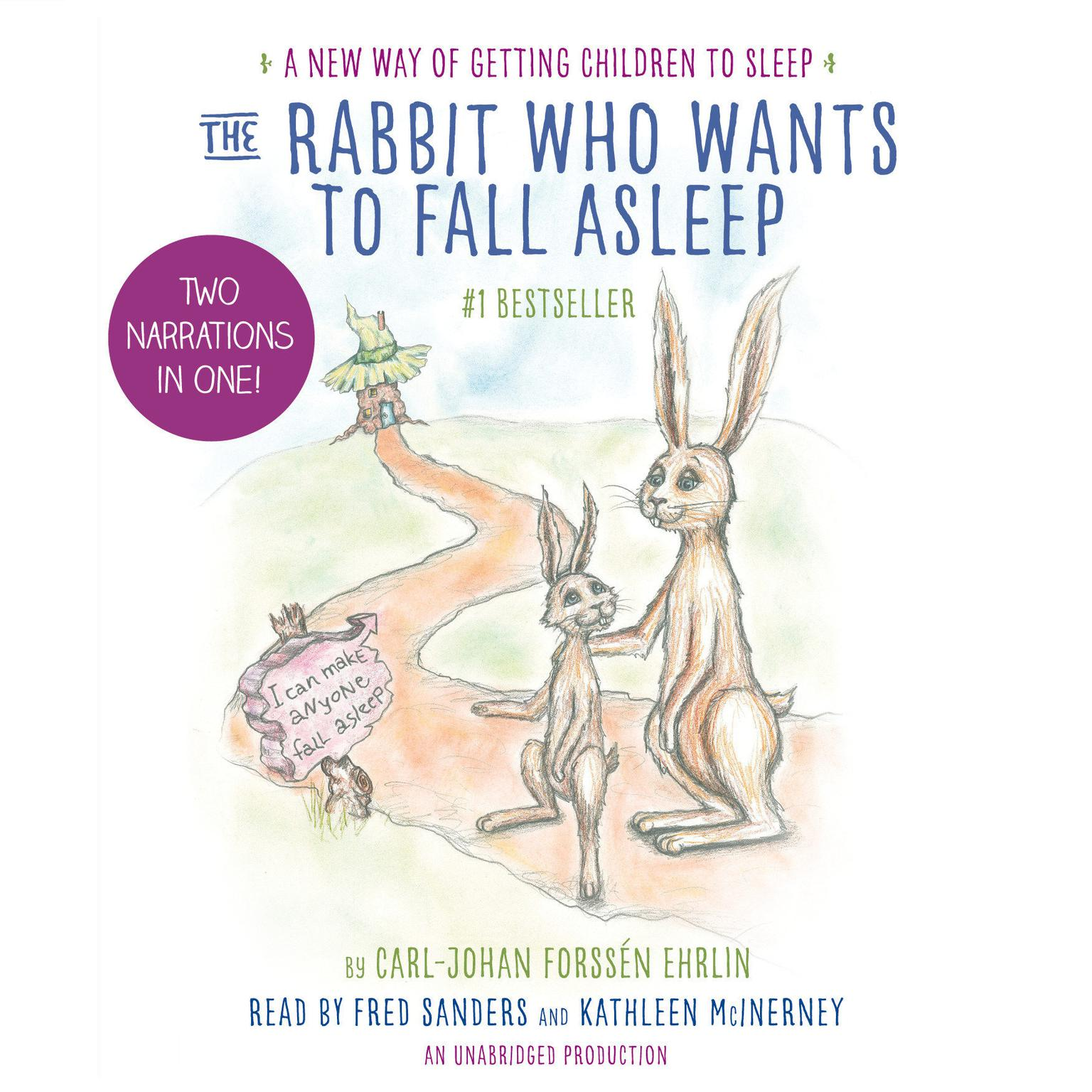 Printable The Rabbit Who Wants to Fall Asleep: A New Way of Getting Children to Sleep Audiobook Cover Art
