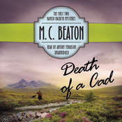 Death of a Cad, by M. C. Beaton