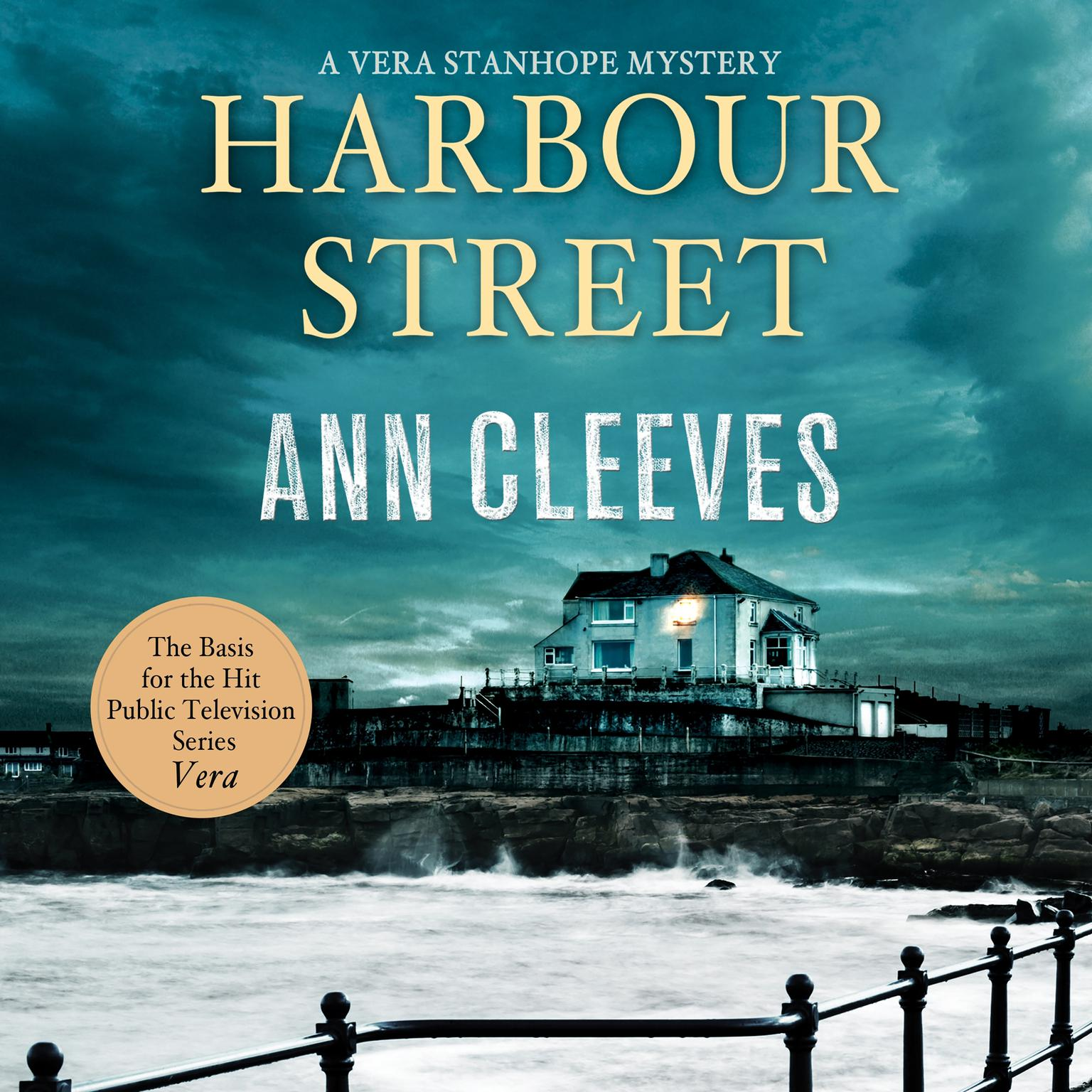 Printable Harbour Street: A Vera Stanhope Mystery Audiobook Cover Art