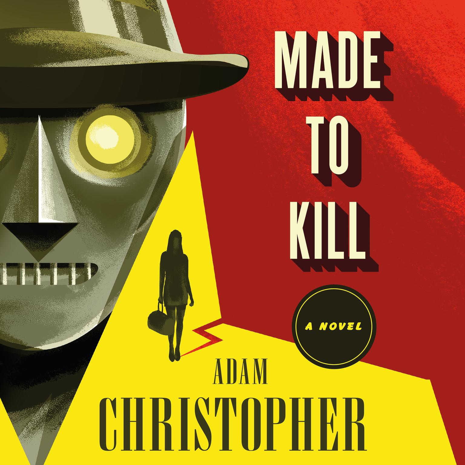 Printable Made to Kill: A Ray Electromatic Mystery Audiobook Cover Art