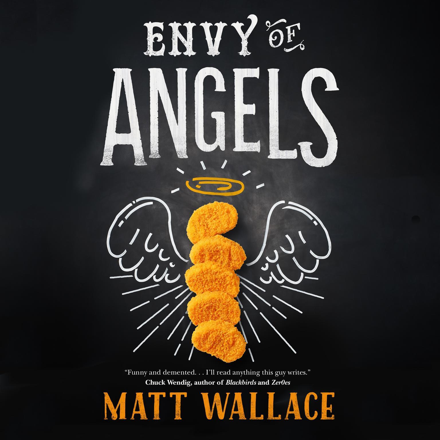 Printable Envy of Angels: A Sin du Jour Affair Audiobook Cover Art