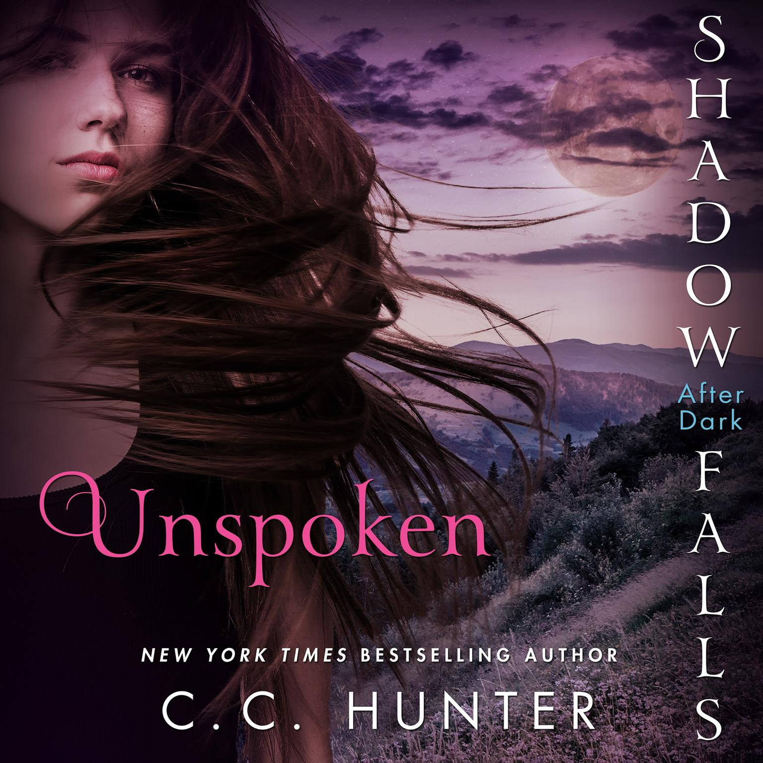 Printable Unspoken: Shadow Falls: After Dark Audiobook Cover Art