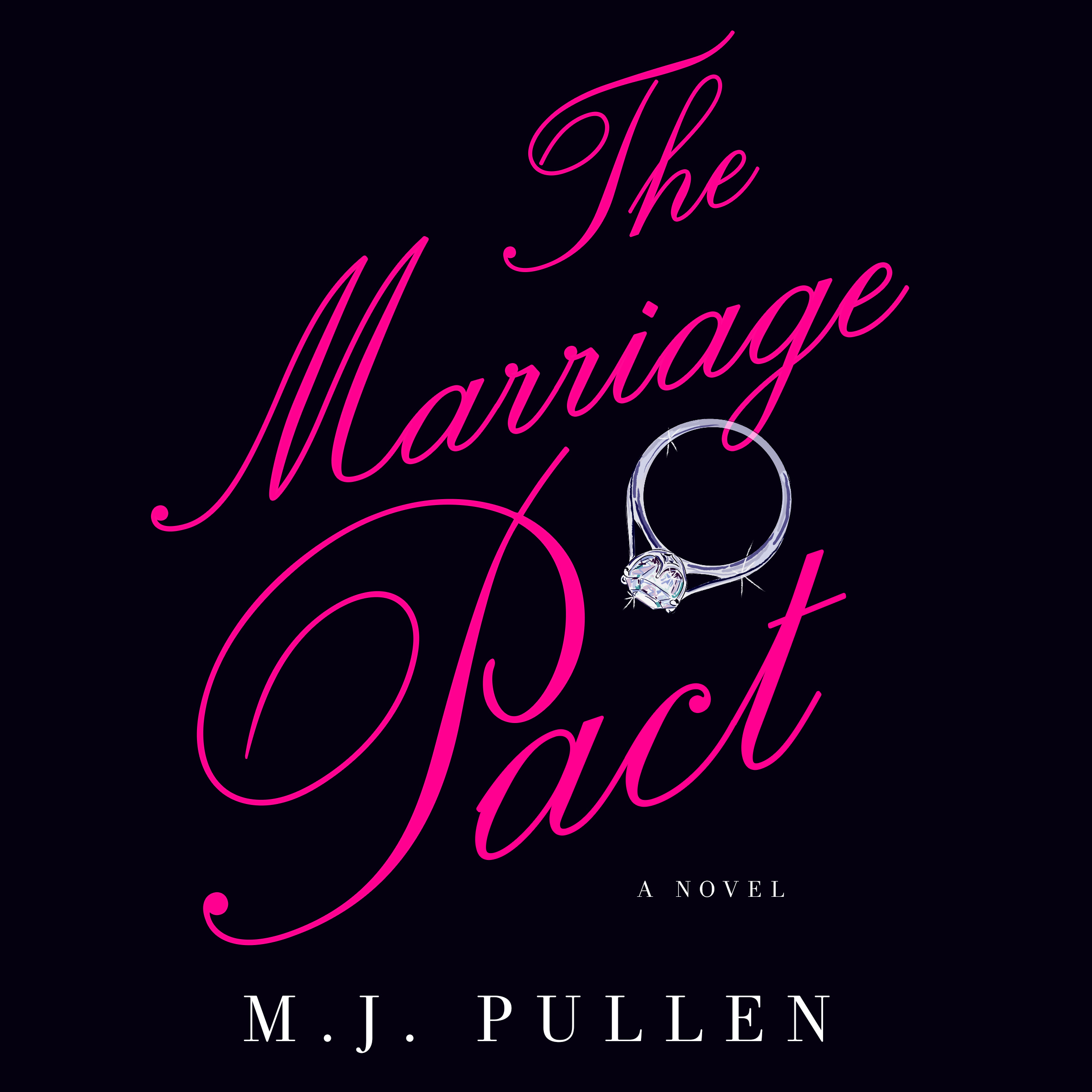 Printable The Marriage Pact: A Novel Audiobook Cover Art