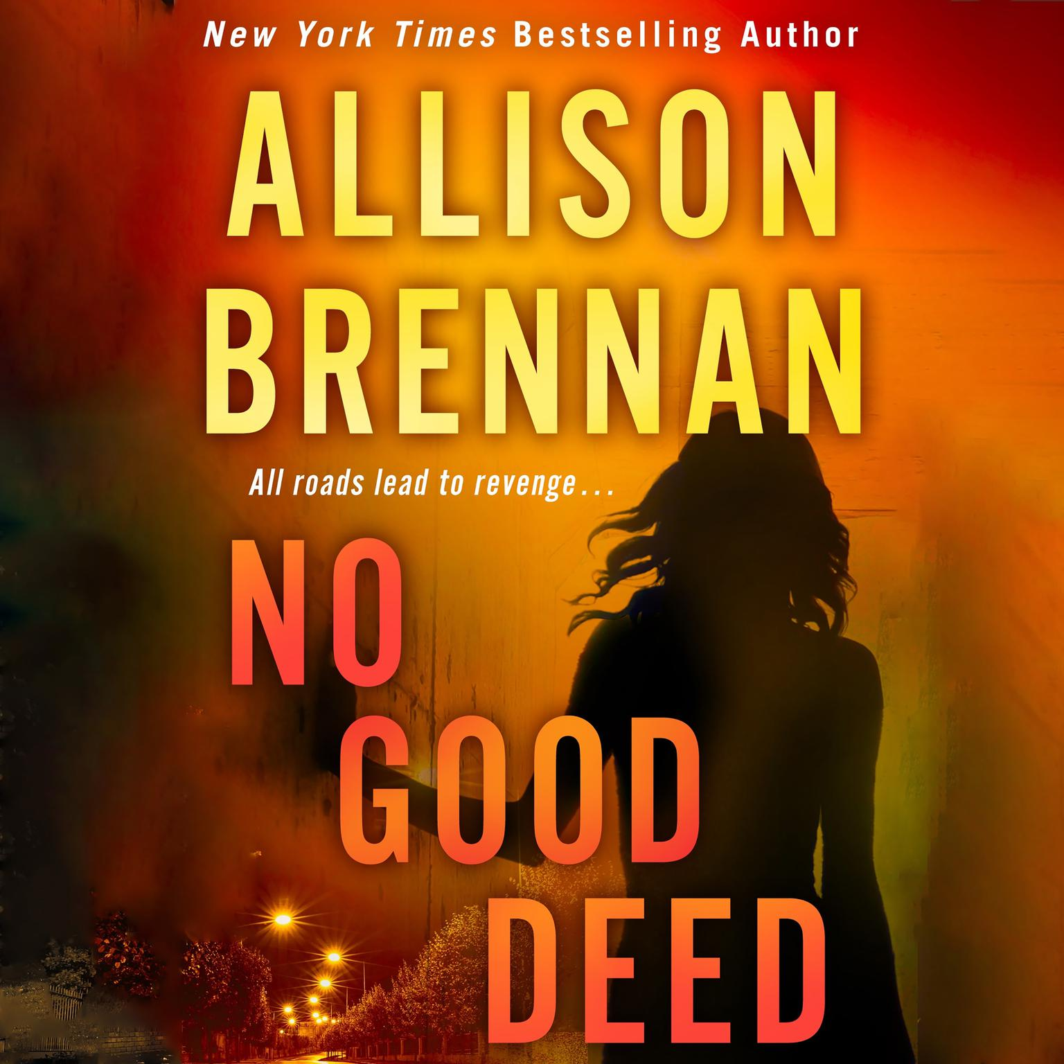 Printable No Good Deed Audiobook Cover Art