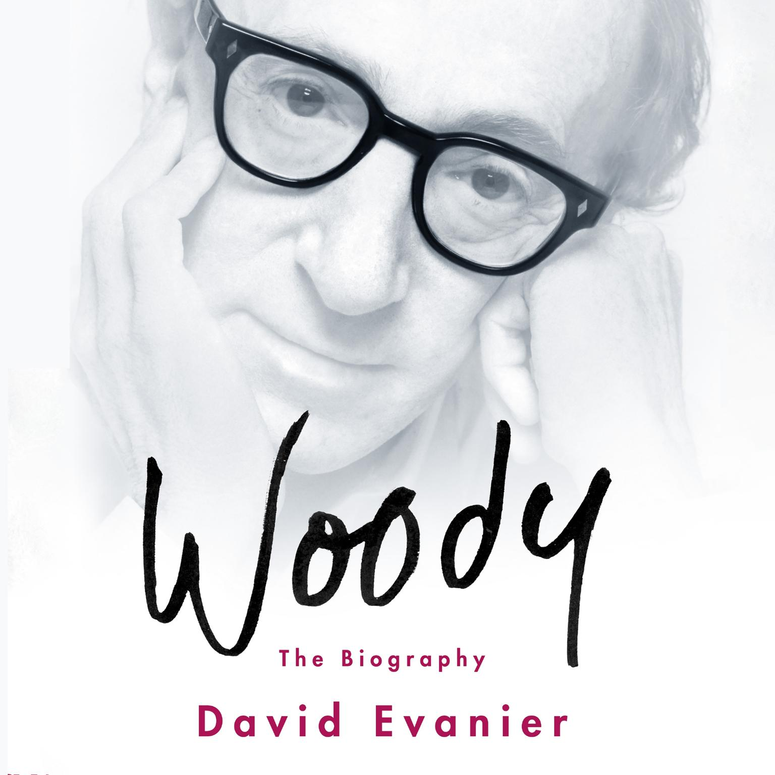 Printable Woody: The Biography Audiobook Cover Art