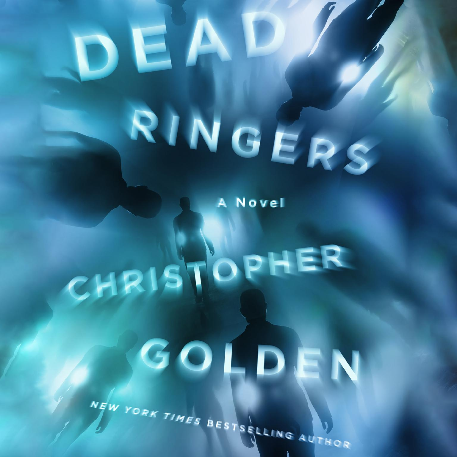 Printable Dead Ringers: A Novel Audiobook Cover Art