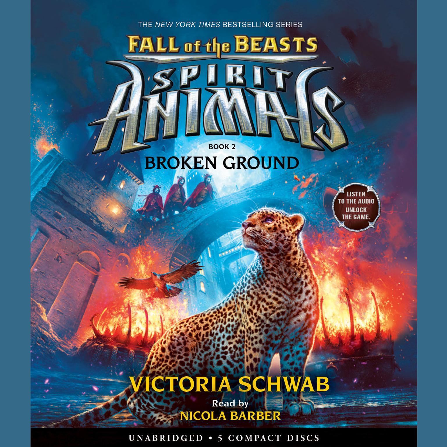 Broken Ground Audiobook, by Victoria Schwab