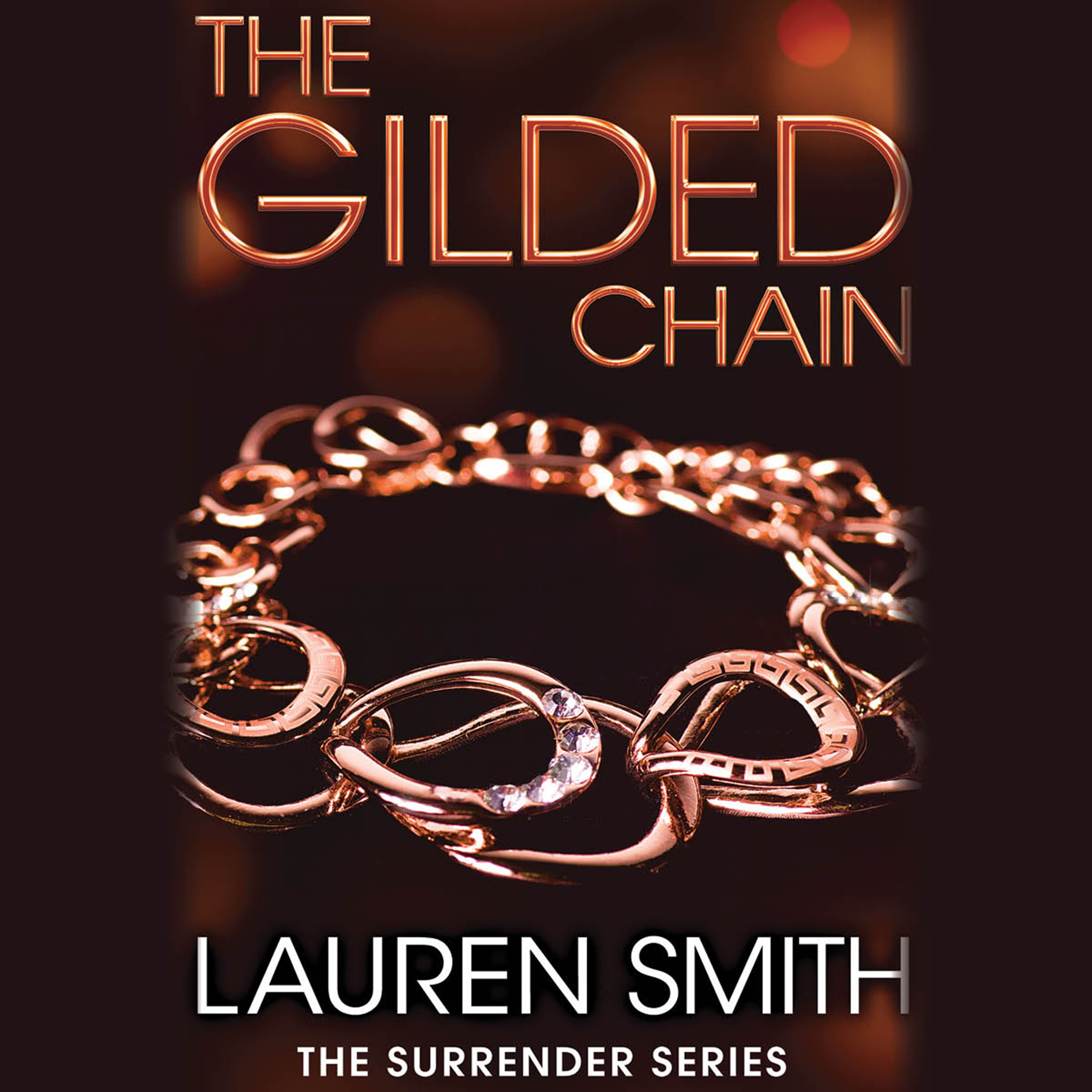Printable The Gilded Chain Audiobook Cover Art