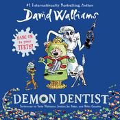 Demon Dentist, by David Walliams