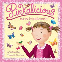 Pinkalicious and the Little Butterfly Audiobook, by