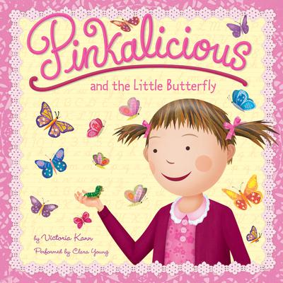 Pinkalicious and the Little Butterfly Audiobook, by Victoria Kann