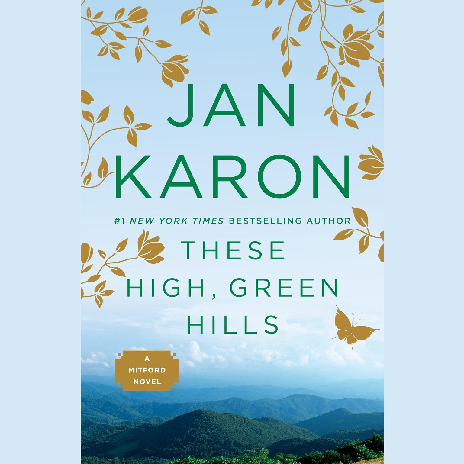 Printable These High, Green Hills Audiobook Cover Art