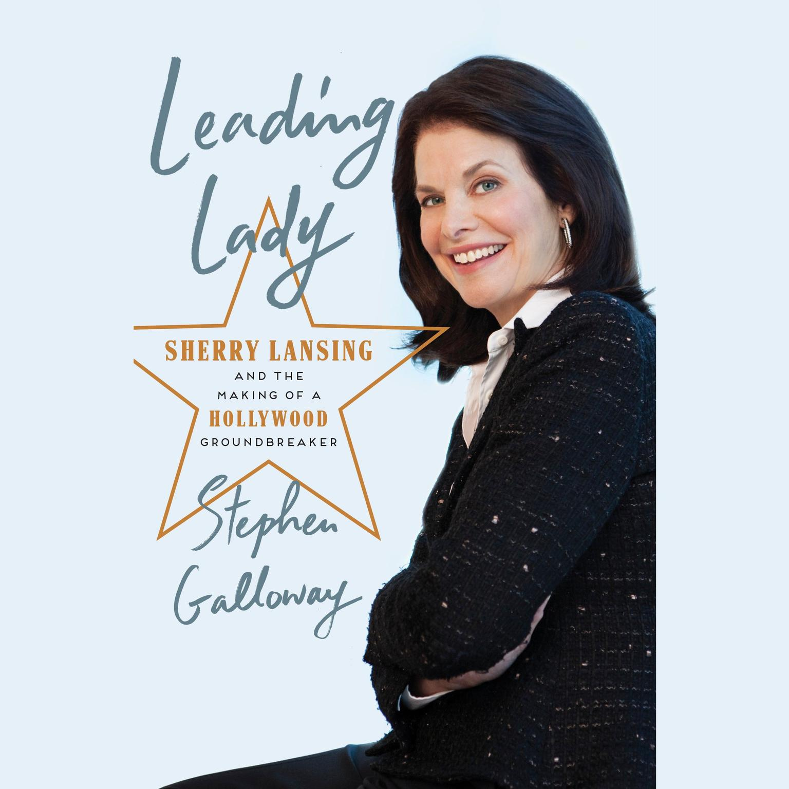 Printable Leading Lady: Sherry Lansing and the Making of a Hollywood Groundbreaker Audiobook Cover Art