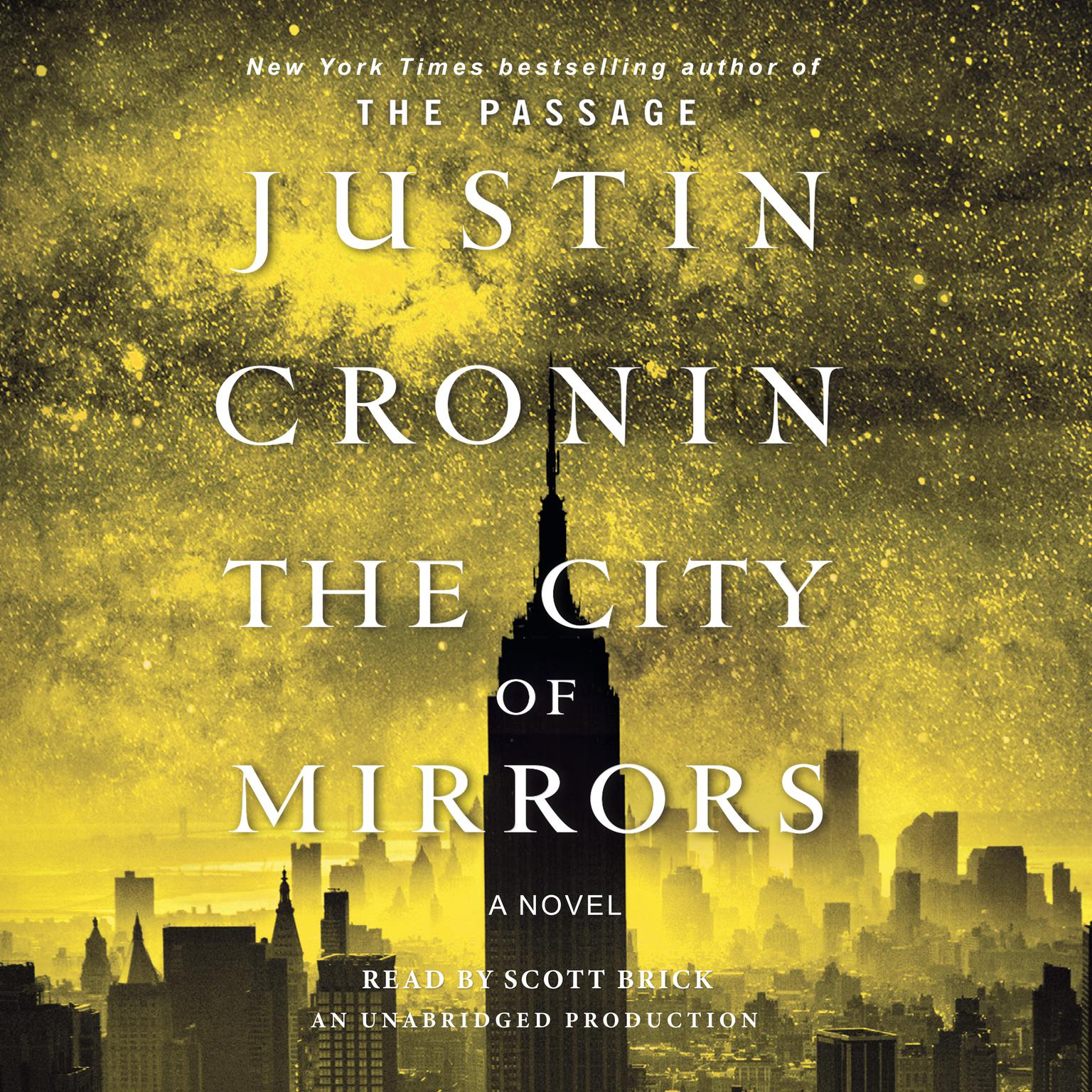 Printable The City of Mirrors: A Novel (Book Three of The Passage Trilogy) Audiobook Cover Art