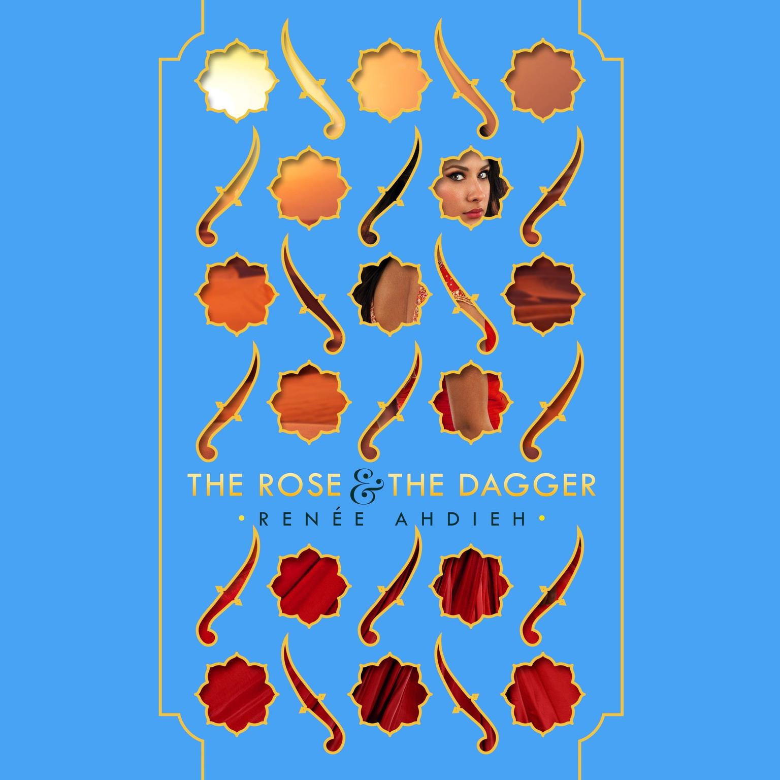 Printable The Rose & the Dagger Audiobook Cover Art