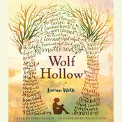 Wolf Hollow Audiobook, by Lauren Wolk