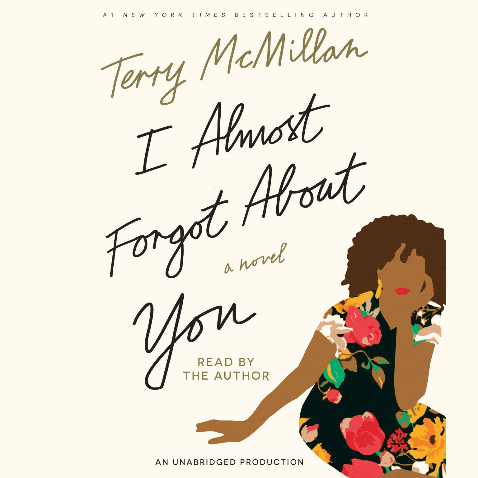 Printable I Almost Forgot about You: A Novel Audiobook Cover Art