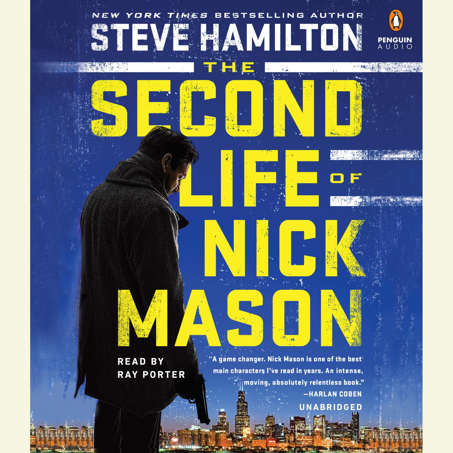 Printable The Second Life of Nick Mason Audiobook Cover Art