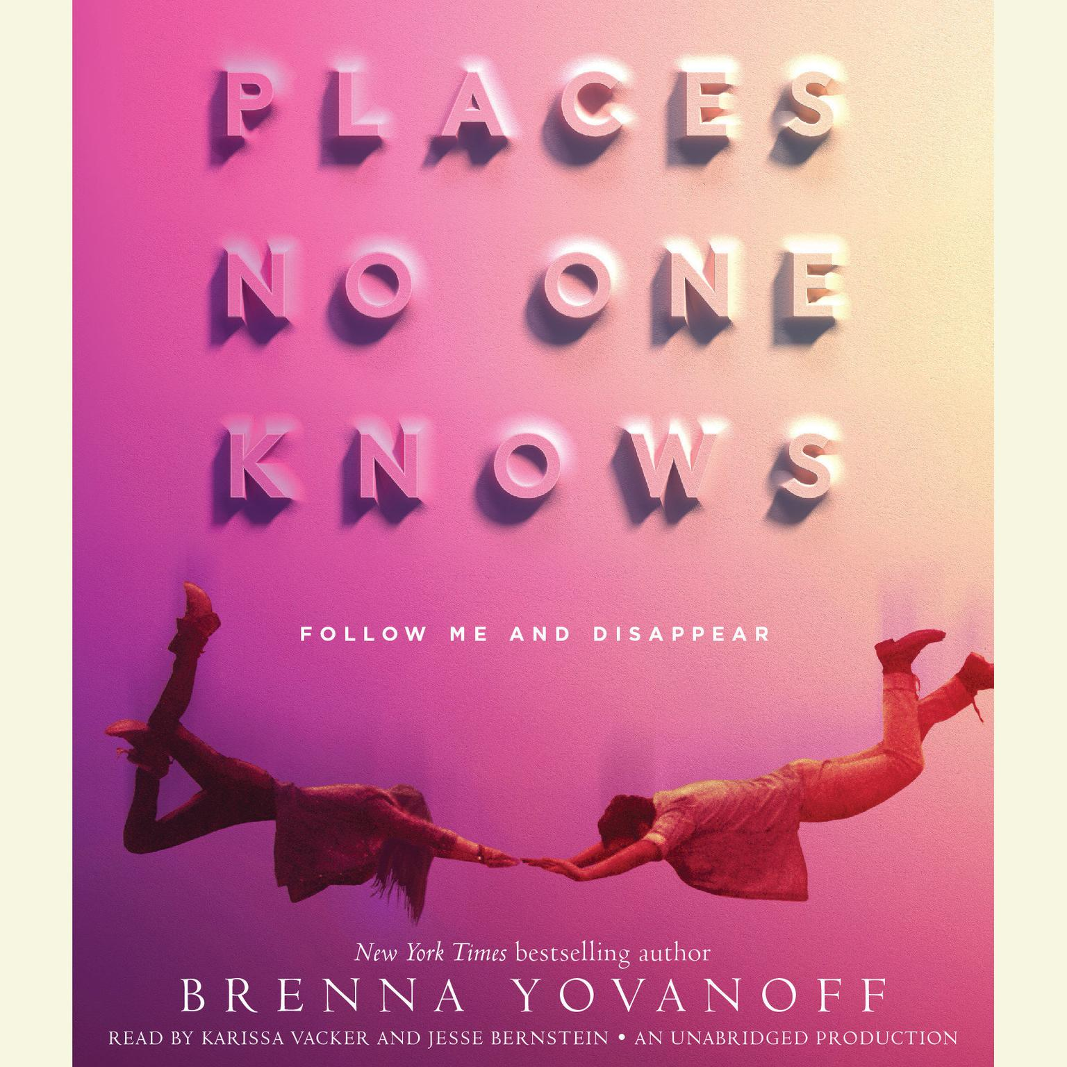 Printable Places No One Knows Audiobook Cover Art