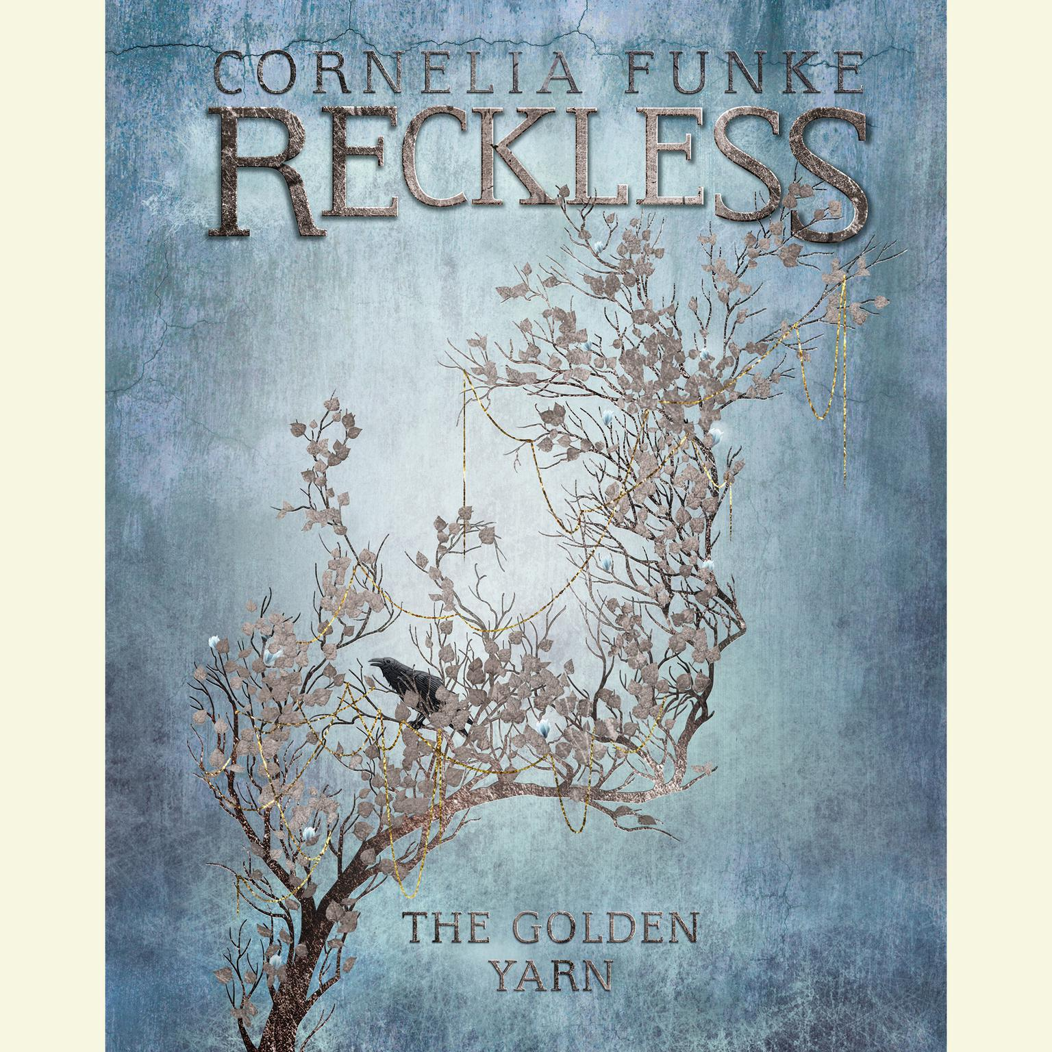 Printable The Golden Yarn: A Reckless Novel Audiobook Cover Art