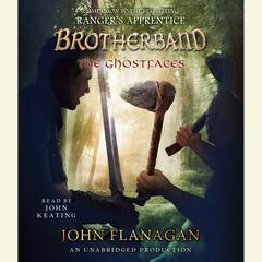 The Ghostfaces Audiobook, by John A. Flanagan, John Flanagan