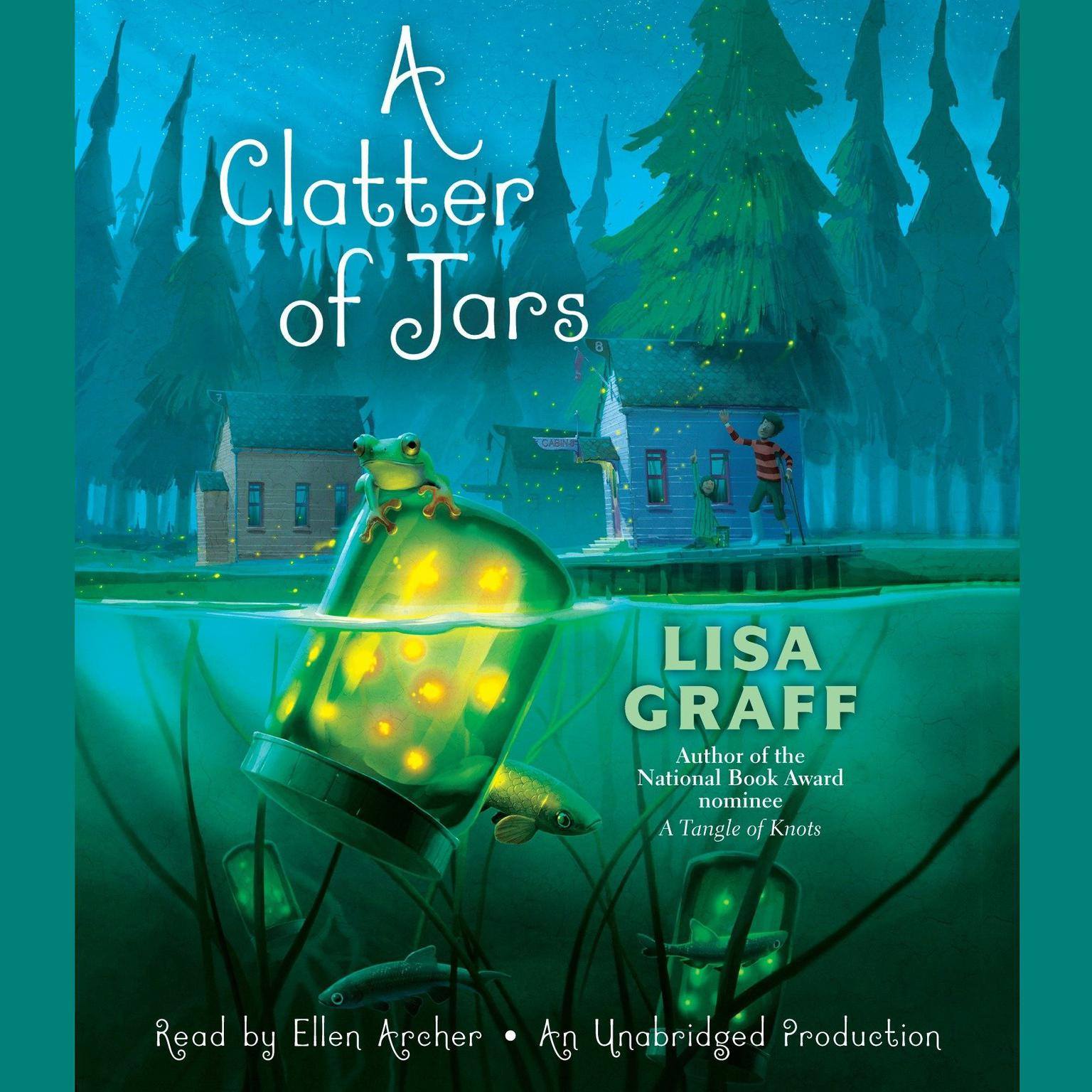 Printable A Clatter of Jars Audiobook Cover Art