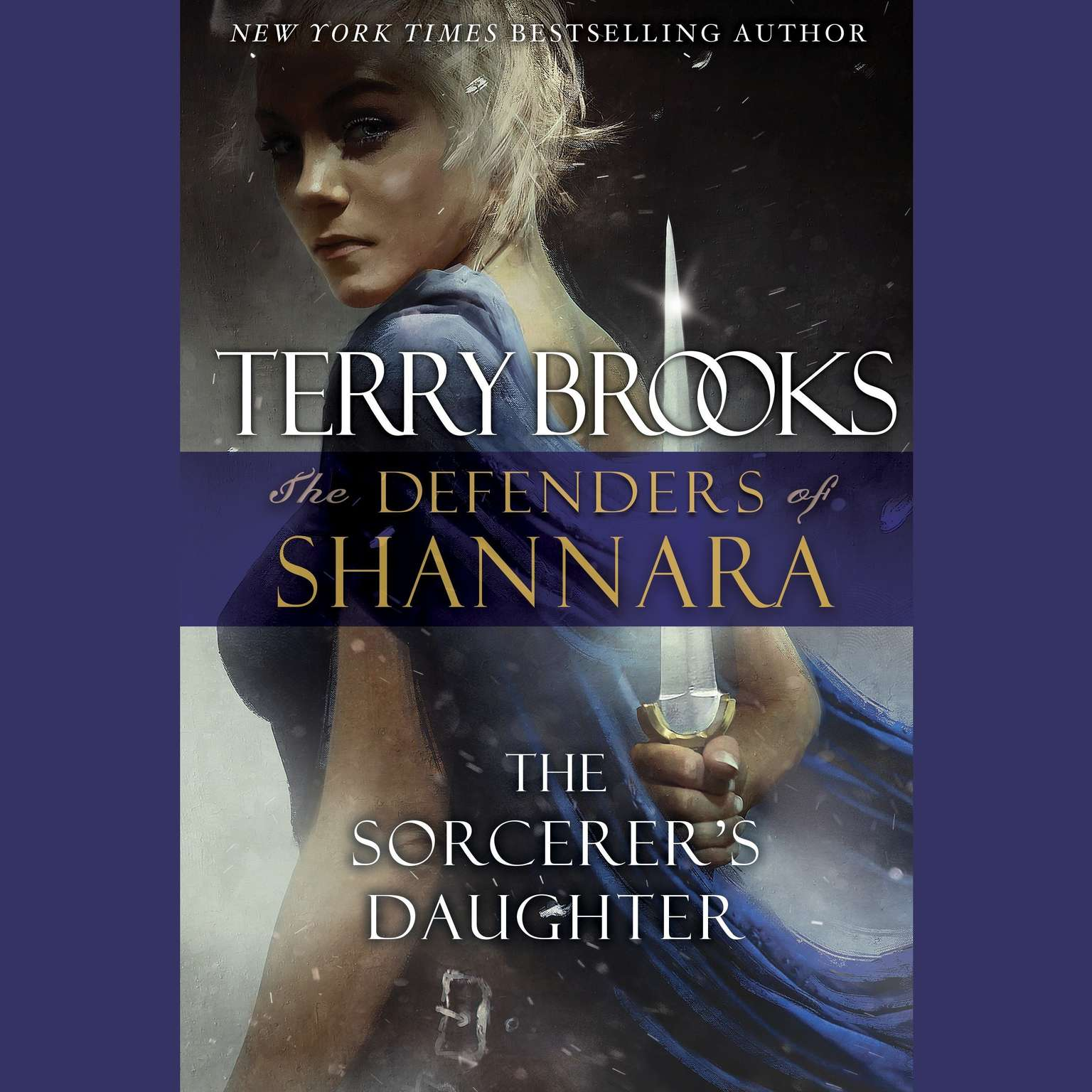 Printable The Sorcerer's Daughter: The Defenders of Shannara Audiobook Cover Art