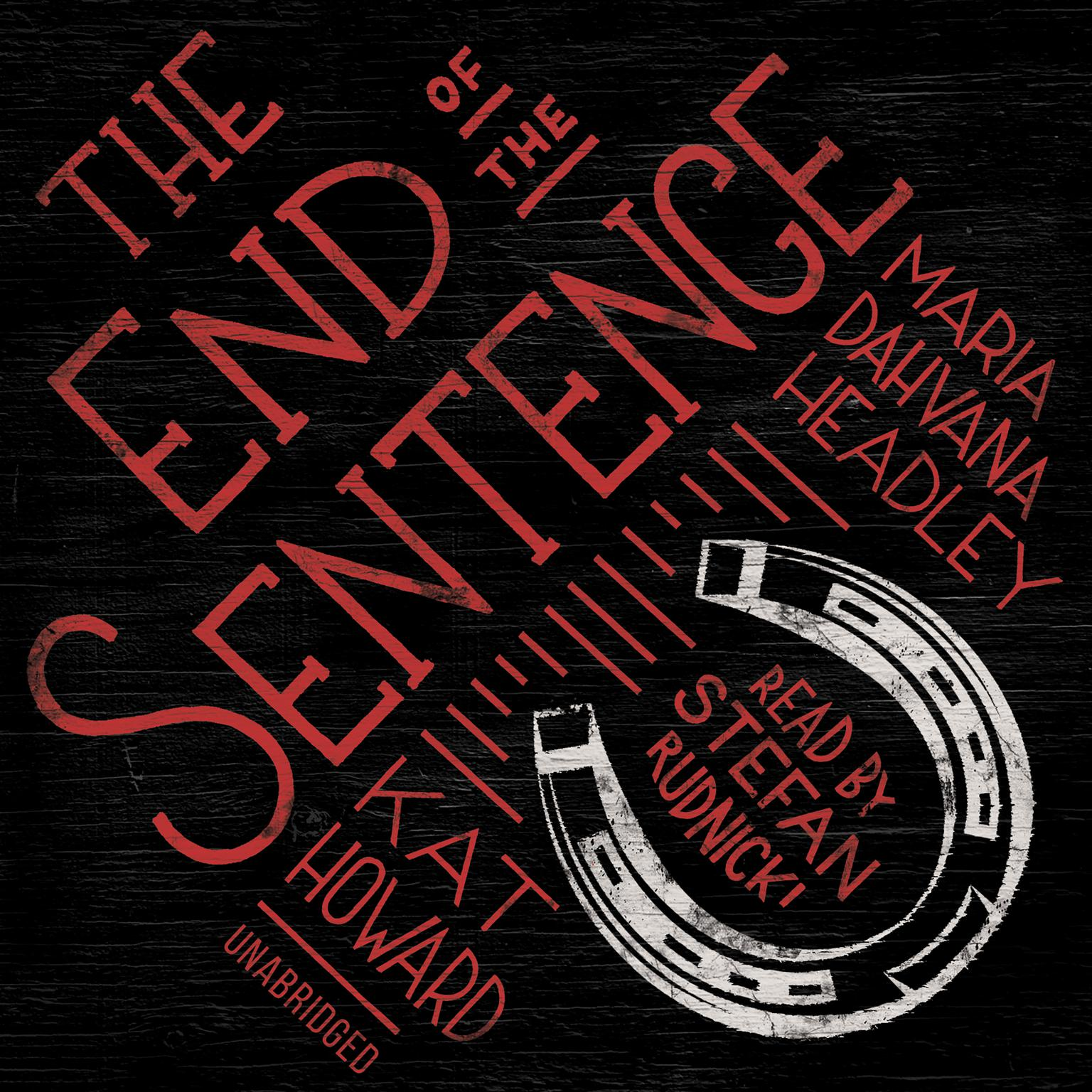 Printable The End of the Sentence Audiobook Cover Art
