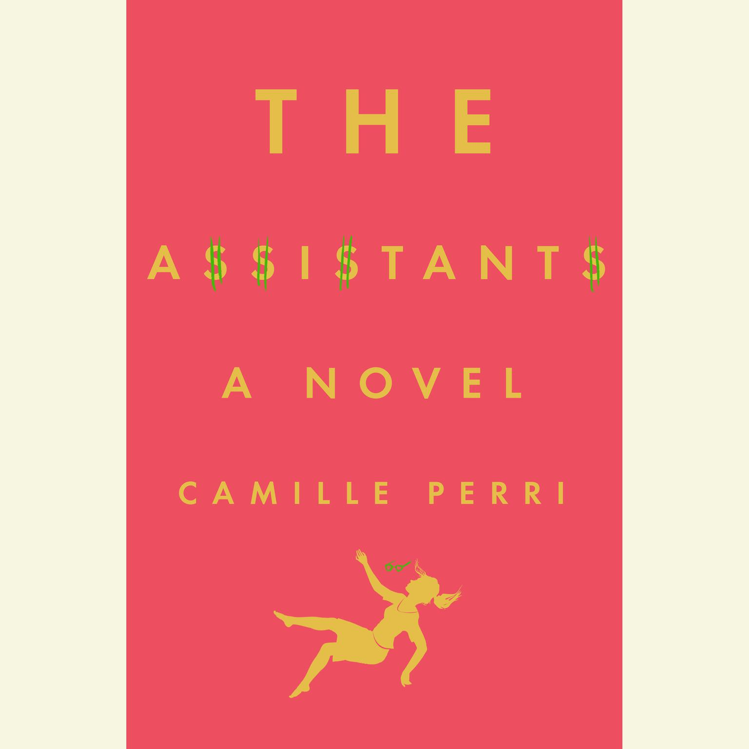 Printable The Assistants Audiobook Cover Art