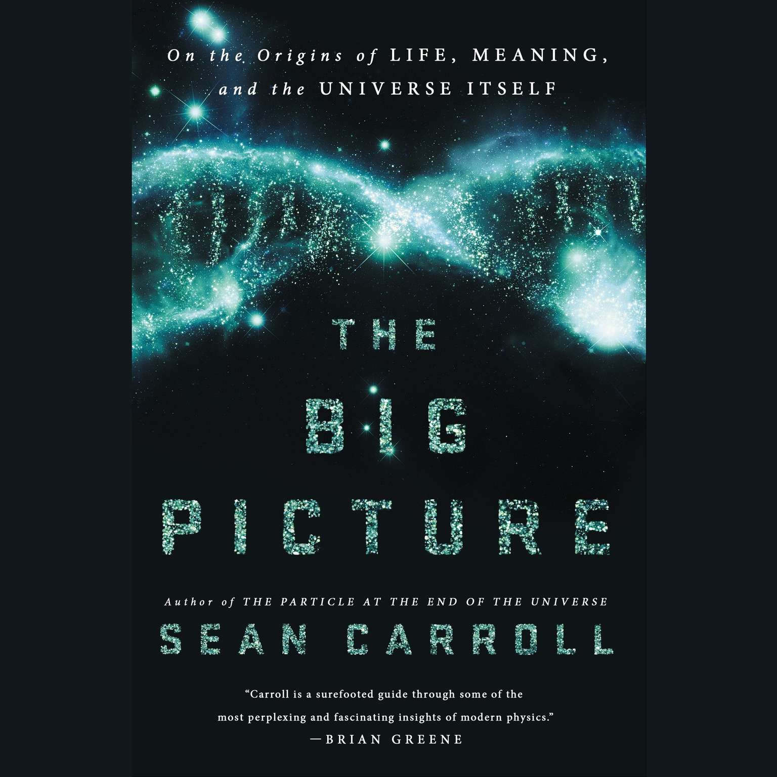 Printable The Big Picture: On the Origins of Life, Meaning, and the Universe Itself Audiobook Cover Art